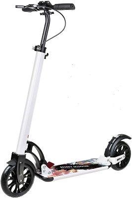 Top 7 degli scooter a ruote grandi per adulti del 2021 - Confronto e guida 16