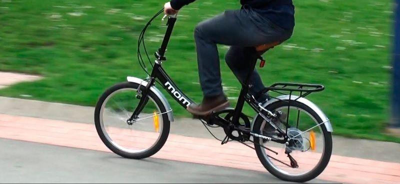 Le 3 migliori biciclette pieghevoli Moma del 2020 - Analisi e confronto 1