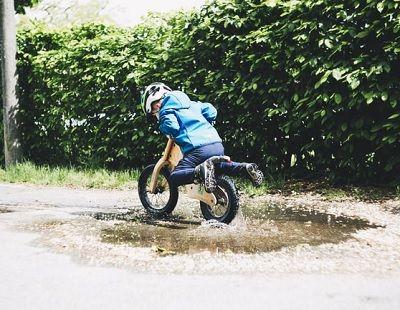 Le 5 migliori biciclette in legno senza pedali per bambini e neonati 1