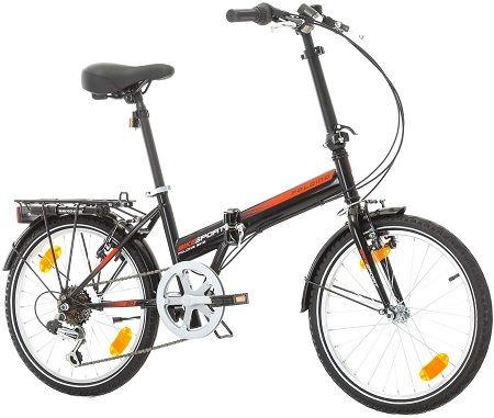 Top 5 delle 5 biciclette pieghevoli a buon mercato del 2020 - Analisi e confronto 6