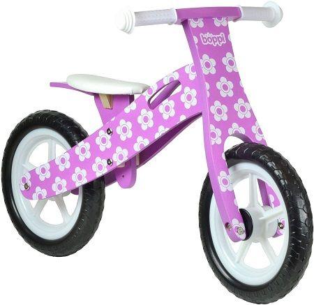 Le 5 migliori biciclette in legno senza pedali per bambini e neonati 5