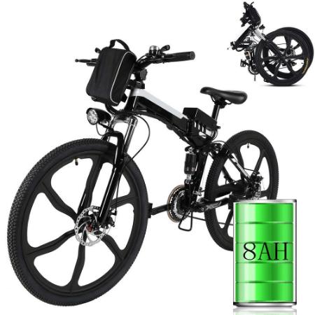 Le 7 migliori mountain bike elettriche di qualità al miglior prezzo del 2021 15