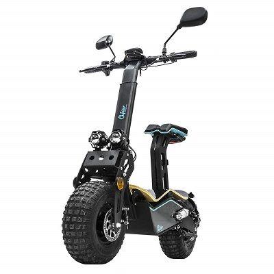 Top 5 degli scooter elettrici a ruote grandi per adulti del 2021 3