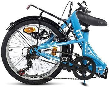 Top 5 delle 5 biciclette pieghevoli a buon mercato del 2020 - Analisi e confronto 3