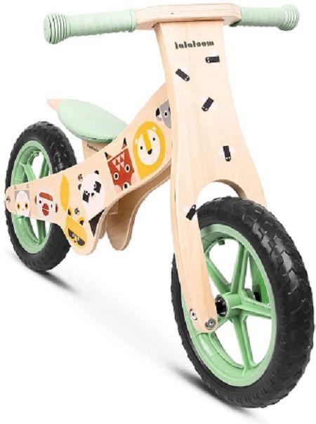 Le 5 migliori biciclette in legno senza pedali per bambini e neonati 6