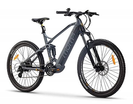 Top 5 Moma Electric Bikes del 2020 - Analisi e confronto 7