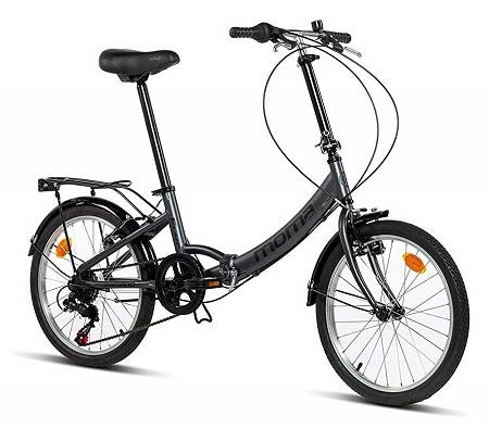 Le 3 migliori biciclette pieghevoli Moma del 2020 - Analisi e confronto 2