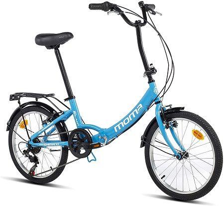 Top 5 delle 5 biciclette pieghevoli a buon mercato del 2020 - Analisi e confronto 2