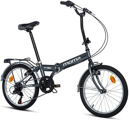 Top 5 delle 5 biciclette pieghevoli a buon mercato del 2020 - Analisi e confronto 7