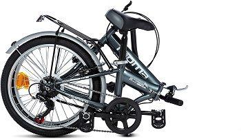 Top 5 delle 5 biciclette pieghevoli a buon mercato del 2020 - Analisi e confronto 8