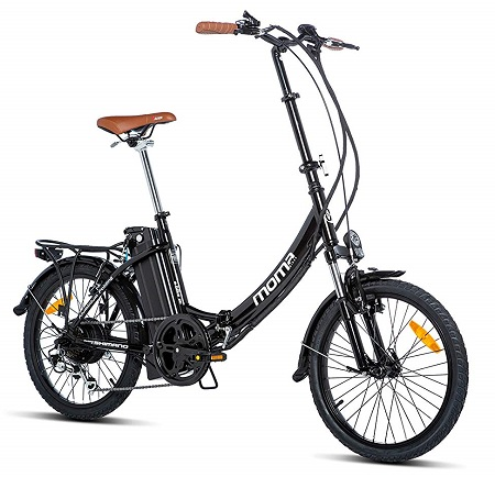 Top 5 Moma Electric Bikes del 2020 - Analisi e confronto 5