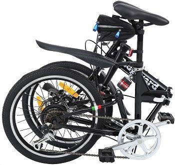 Top 5 delle 5 biciclette pieghevoli a buon mercato del 2020 - Analisi e confronto 5