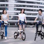 Xiaomi Qicycle EF1 bicicletta elettrica.