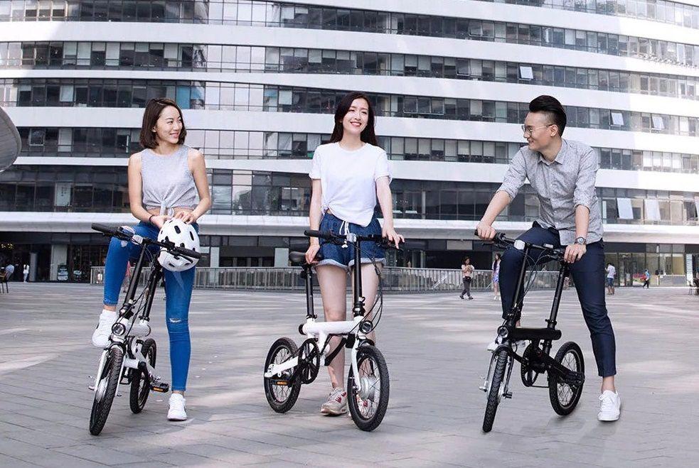 Xiaomi Qicycle EF1 bicicletta elettrica. 1