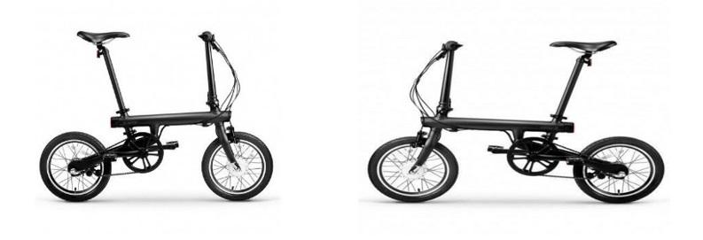 Xiaomi Qicycle EF1 bicicletta elettrica. 2