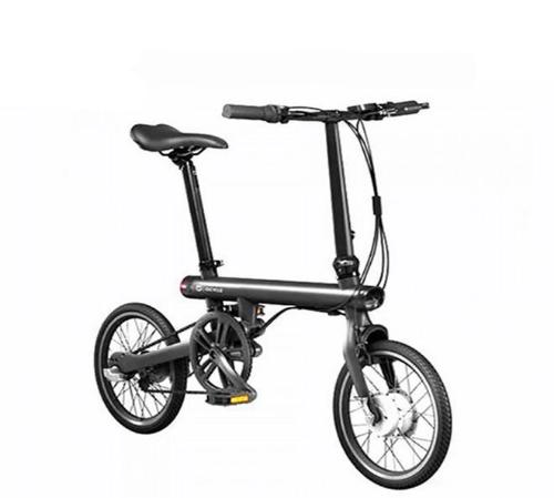 Xiaomi Qicycle EF1 bicicletta elettrica. 7