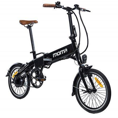 Top 5 Moma Electric Bikes del 2021 - Analisi e confronto 6