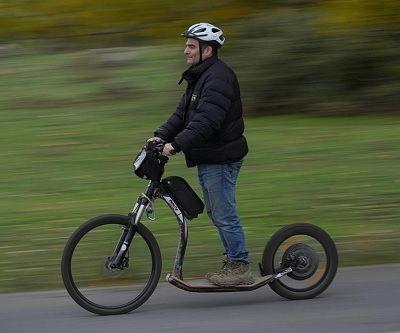 Top 5 degli scooter elettrici a ruote grandi per adulti del 2021 1