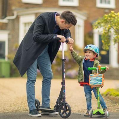 Top 7 degli scooter a ruote grandi per adulti del 2021 - Confronto e guida 1