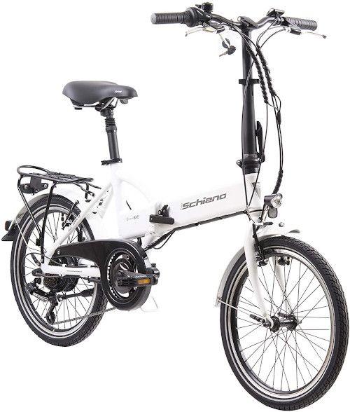 F.lli Schiano E-Sky 20″ Bicicletta Elettrica: 2021 Recensione e Recensioni 1
