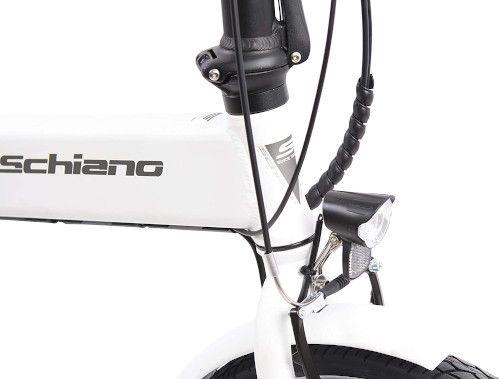F.lli Schiano E-Sky 20″ Bicicletta Elettrica: 2021 Recensione e Recensioni 4