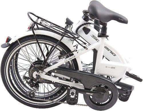 F.lli Schiano E-Sky 20″ Bicicletta Elettrica: 2021 Recensione e Recensioni 3