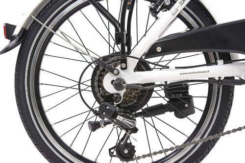 F.lli Schiano E-Sky 20″ Bicicletta Elettrica: 2021 Recensione e Recensioni 6