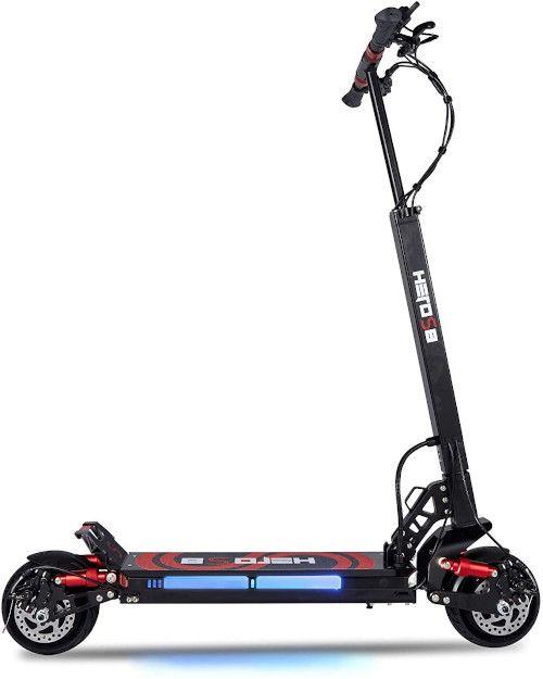 I 3 nuovi scooter elettrici minimotori del 2021: Hero e Speedway Series 1