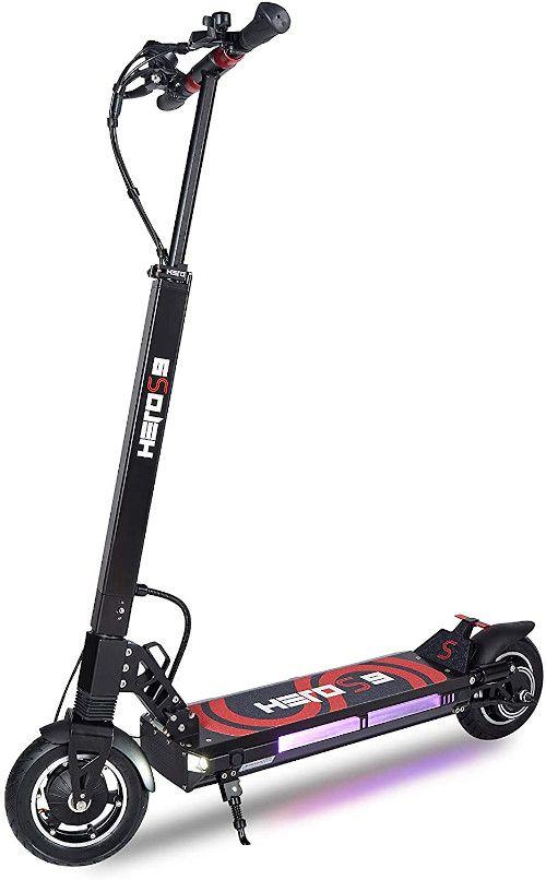 I 3 nuovi scooter elettrici minimotori del 2021: Hero e Speedway Series 6