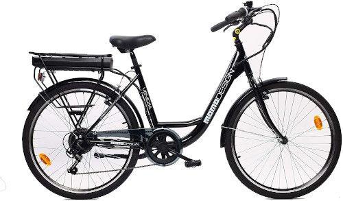 Le 5 migliori biciclette elettriche urbane del 2021: confronto, recensioni e offerte 5