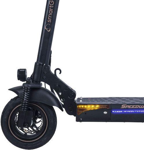 I 5 migliori scooter elettrici con sospensione nel 2021: confronto 12