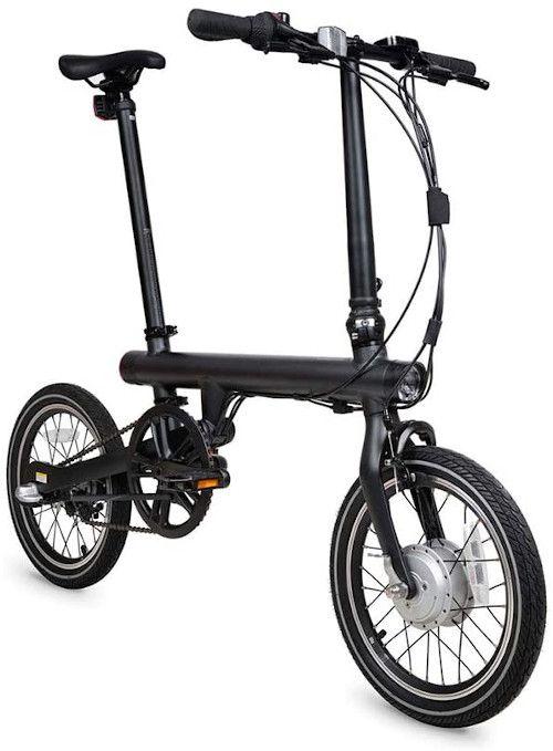 Xiaomi Smart Electric Folding Bike: recensioni e opinioni sul rinnovato modello di bicicletta elettrica Xiaomi QICYCLE 1
