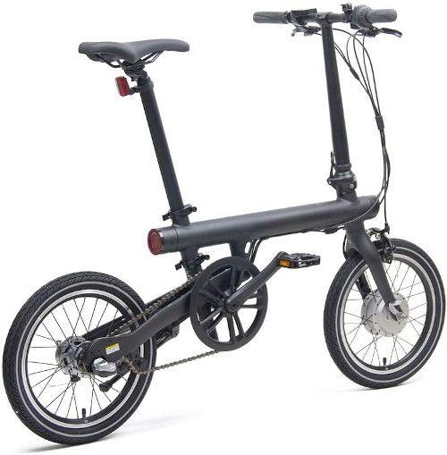 Xiaomi Smart Electric Folding Bike: recensioni e opinioni sul rinnovato modello di bicicletta elettrica Xiaomi QICYCLE 5