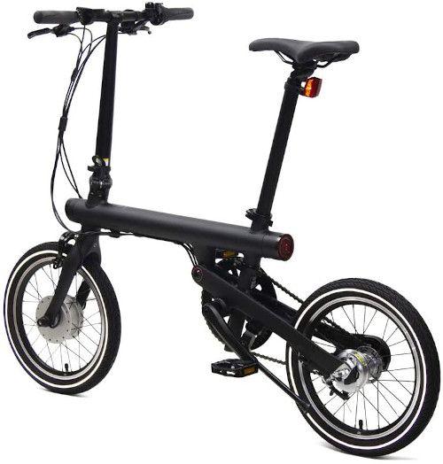 Xiaomi Smart Electric Folding Bike: recensioni e opinioni sul rinnovato modello di bicicletta elettrica Xiaomi QICYCLE 4