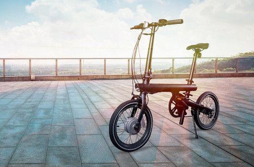 Xiaomi Smart Electric Folding Bike: recensioni e opinioni sul rinnovato modello di bicicletta elettrica Xiaomi QICYCLE 8