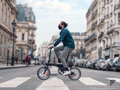 Xiaomi Smart Electric Folding Bike: recensioni e opinioni sul rinnovato modello di bicicletta elettrica Xiaomi QICYCLE 3