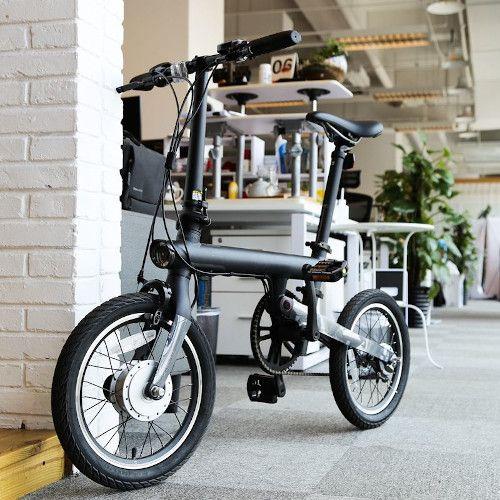 Xiaomi Smart Electric Folding Bike: recensioni e opinioni sul rinnovato modello di bicicletta elettrica Xiaomi QICYCLE 6