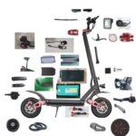 2021 Accessori e ricambi per scooter elettrici e biciclette elettriche
