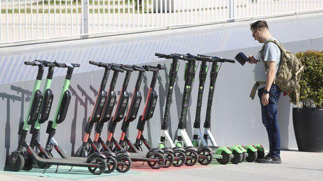 Noleggio di scooter elettrici in Spagna: come va? 2