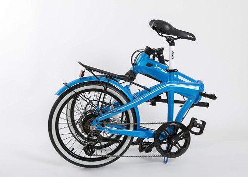 Aurotek Sintra: analisi e opinioni della bicicletta elettrica di tendenza nel 2021 4