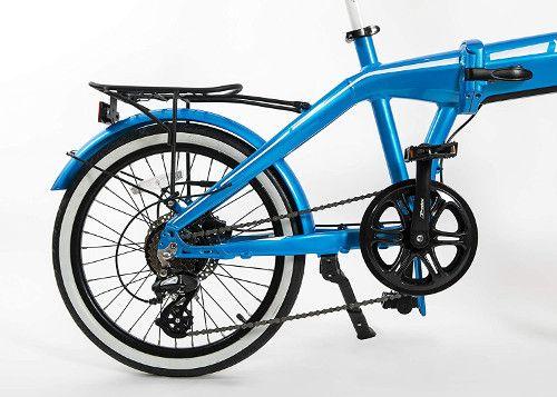 Aurotek Sintra: analisi e opinioni della bicicletta elettrica di tendenza nel 2021 3