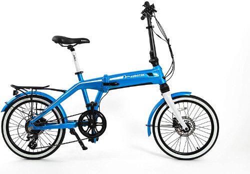 Aurotek Sintra: analisi e opinioni della bicicletta elettrica di tendenza nel 2021 1