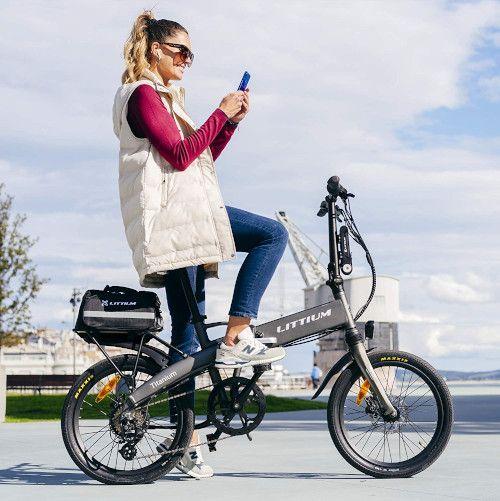 Xiaomi Smart Electric Folding Bike: recensioni e opinioni sul rinnovato modello di bicicletta elettrica Xiaomi QICYCLE 7