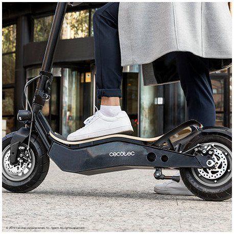 Scooter elettrico Cecotec Bongo serie Z: recensioni e giudizi 2021 4