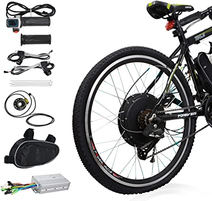 I 5 migliori kit di conversione per biciclette elettriche del 2021: confronto e guida all'acquisto 2