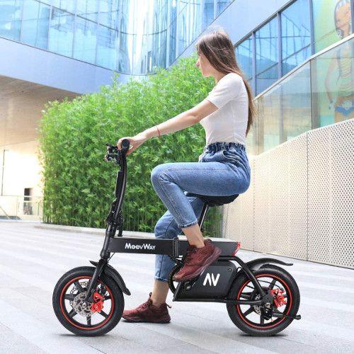 Top 5 migliori mini biciclette elettriche pieghevoli senza pedali 2021: confronto e guida 10