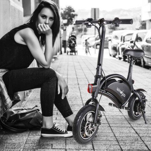 Top 5 migliori mini biciclette elettriche pieghevoli senza pedali 2021: confronto e guida 7