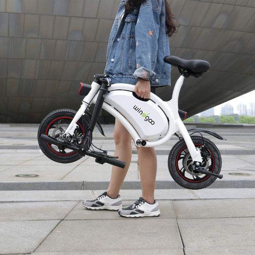 Top 5 migliori mini biciclette elettriche pieghevoli senza pedali 2021: confronto e guida 11