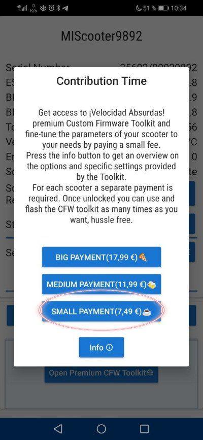 Xiaomi Hoverboards Trick: aumentare la velocità e la potenza di M365, Pro, 1S, Essential Lite e Pro 2 1