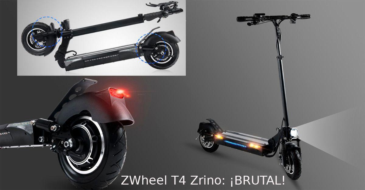 ZWheel T4 ZRino: recensioni, opinioni e offerte 2021 2